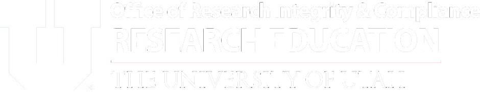 A.V.P. for Research Integrity and Compliance - Research Education - The University of Utah